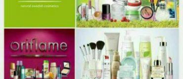 فروش ویژه محصولات آرایشی و بهداشتی گیاهی اوریفلیم اصل سوئد