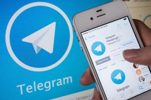 محبوبیت تلگرام در ایران