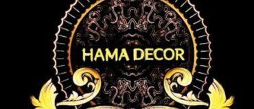 کانال هاما دکور لوازم دکوری